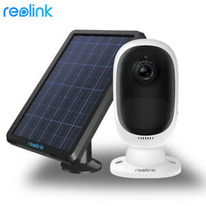 Reolink-1080P-Wire-free-Security-Battery-Camera-Outdoor-Argus-2-with-Solar-Power