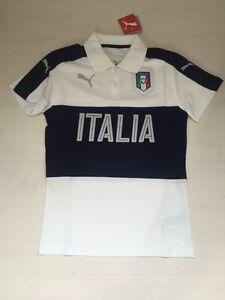 3629 Italie Puma Tricot Haut Italie Jersey PÔle Haut Tee Haut
