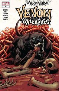 Web-of-Venom-Unleashed-1-Stegman-Mayer-Main-Marvel-Comic-1st-Print-2019-NM