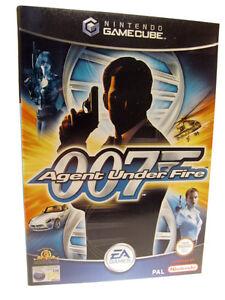 NINTENDO-GAMECUBE-GAME-007-AGENT-UNDER-FIRE