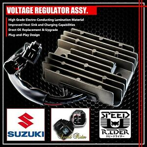 06-17 SUZUKI GSXR-600/750/1000 RECTIFIER KIT/VOLTAGE REGULATOR ASSY