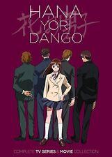 Hana Yori Dango / Boys Over Flowers: Complete Anime Series + Movie Box / DVD Set