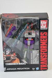 Transformers Combiner Wars Leader Class Armada Megatron Rare Action Figure New