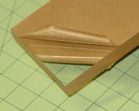 Cell Cast Acrylic Plexiglass Sheet Clear 3/4 X 6 X 6 Free Shipping