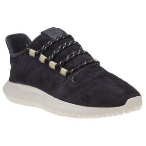 Nuevas Running Black deporte Style zapatillas Adidas Tubular de Shadow hombre de Suede rwqrU4x6