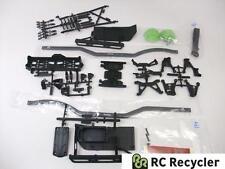 Axial SCX10 II Steel Chassis Side Rails Sliders Skid AX31418 2000 Cherokee Kit