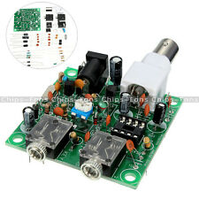 DIY RADIO 40M CW Shortwave Transmitter QRP Pixie Kit Receiver 7.023-7.026MHz
