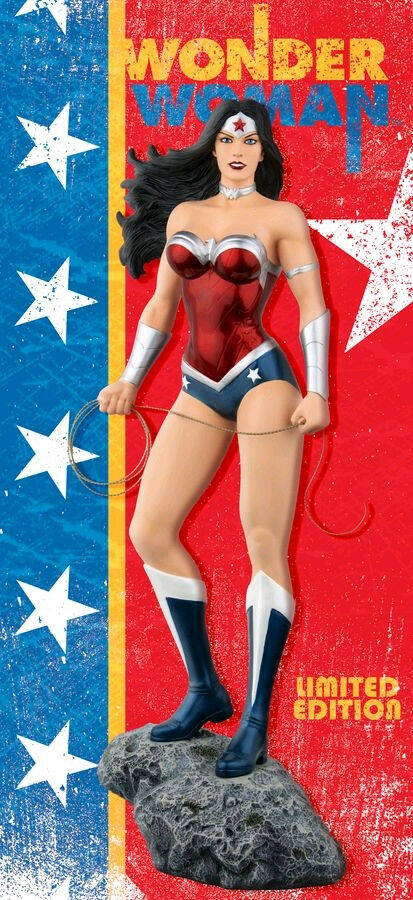 Wonder Woman - New 52 1 6th Scale Limited Edition Statue