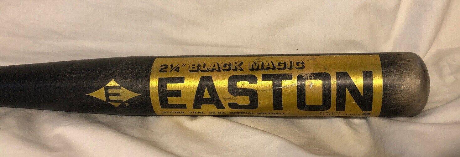 Easton Softball equilibrio natural Pro oficial B9P 34  38oz 2 2 1 4 ES-3438 barril