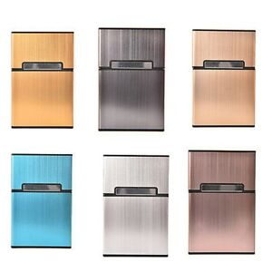 Creative-Aluminum-Metal-Cigar-Cigarette-Box-Holder-Tobacco-Storage-Case-Gift