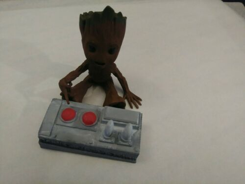 Groot Don/'t Push This Button Guardians Custom! 3D Printed Free Shipping