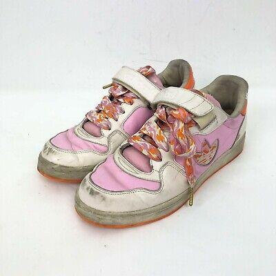 Adidas Shoes Missy Elliot Ivory Leather Sneakers          Poshmark