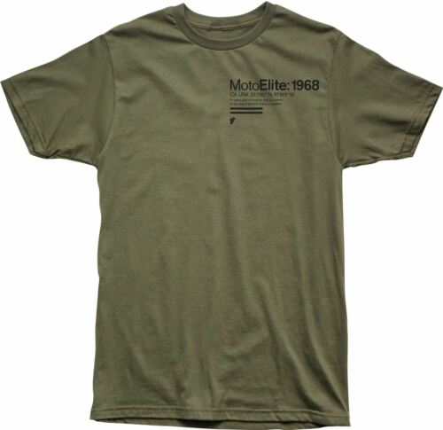 Thor Men/'s Casual Short Sleeved T-Shirt Definition Green