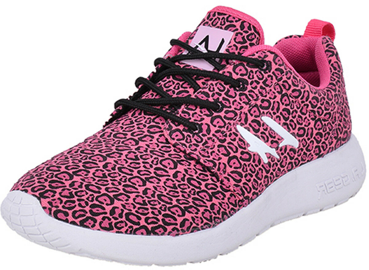 L. A. GEAR Sunrise PINK PINK Sunrise LEOPARD Sneaker / Turnschuhe - Pink Rockabilly ef7504