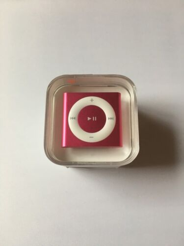 Assorted colors latest model NEW IN BOX Apple iPod shuffle 4th Generation 2GB