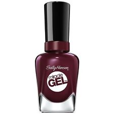 Sally Hansen Miracle Gel Nail Color, Wine Stock 0.50 oz (Pack of 2)