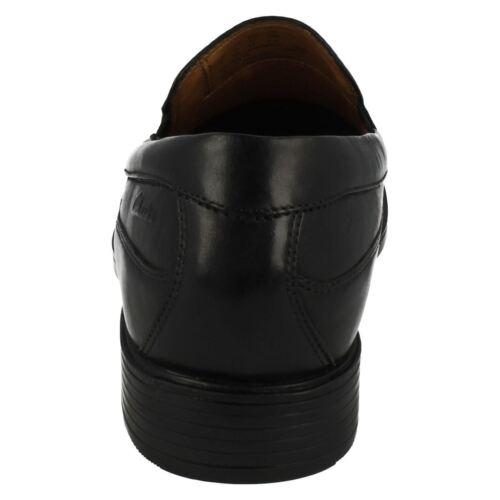 Sin Zapatos Tilden Clarks Hombre Negros Cordones Free ESpnx8qwx