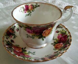 Royal Albert Old Country Roses tazza da the in porcellana ...