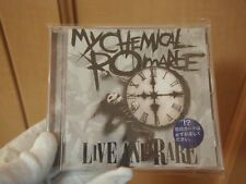 Used_CD Live And Rare My Chemical Romance FREE SHIPPING FROM JAPAN BG19