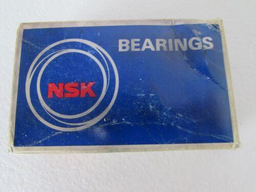 NSK 609Z 609ZZM02EA Shielded Deep Groove Ball Bearing Made in Japan
