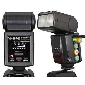 Yongnuo-YN-467-II-I-TTL-Flash-Speedlite-for-Nikon-D7000-D5100-D5000-D3100-D3000