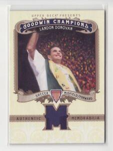 2012 Upper Deck Goodwin Champions #54 Landon Donovan