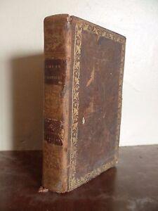 Histoire Di Francia Volume 4 Rusand Lione 1825 A.M. D.G /Ex-Libris/Tr.jaspees