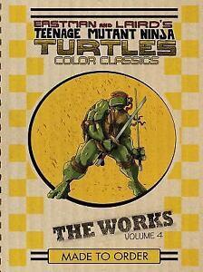 Teenage-Mutant-Ninja-Turtles-The-Works-Volume-4-Eastman-Kevin-B-Laird-Pete