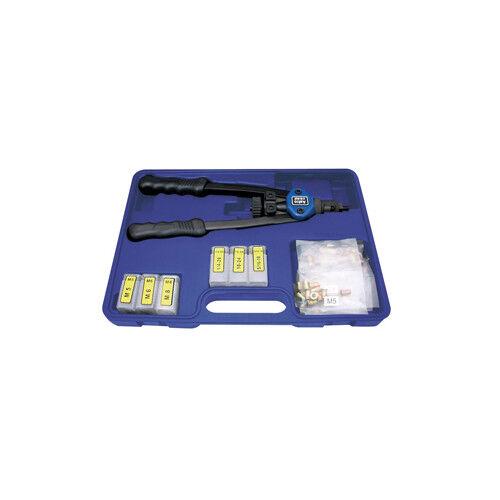 RivNut Setting Tool, threaded insert setter tools, rivet nut NutSert sheet metal