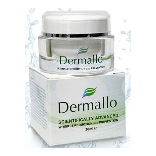 Anti Wrinkle Ageing Cream Skin Line Reduction for Eyes Face & Neck by Dermallo