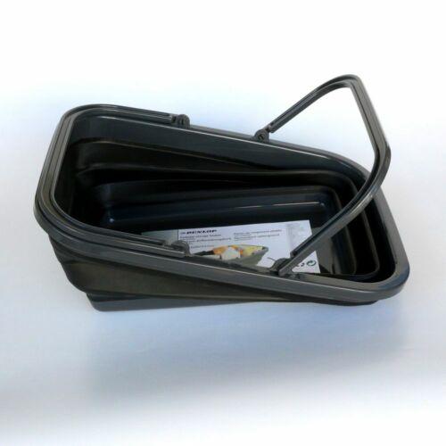 Pliable panier DUNLOP Faltkorb 2 poignées son couffin pop-up Pique-Camping caisses