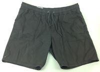 Micros Men's Shorts Size Xxl (44-46) Charcoal
