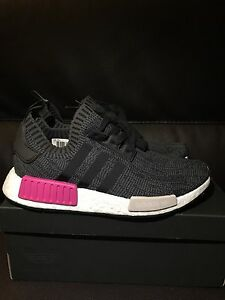 NMD R1 Primeknit In OG White USA Sale