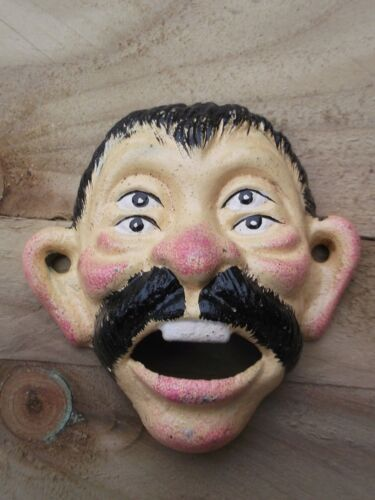 Novelty Bottle Opener DRUNK MAN with double vision !!!!!!!!!!!!!
