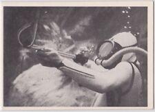 VOYAGE TO THE BOTTOM OF THE SEA 1964 DONRUSS #23 BULL'S EYE VG/EX