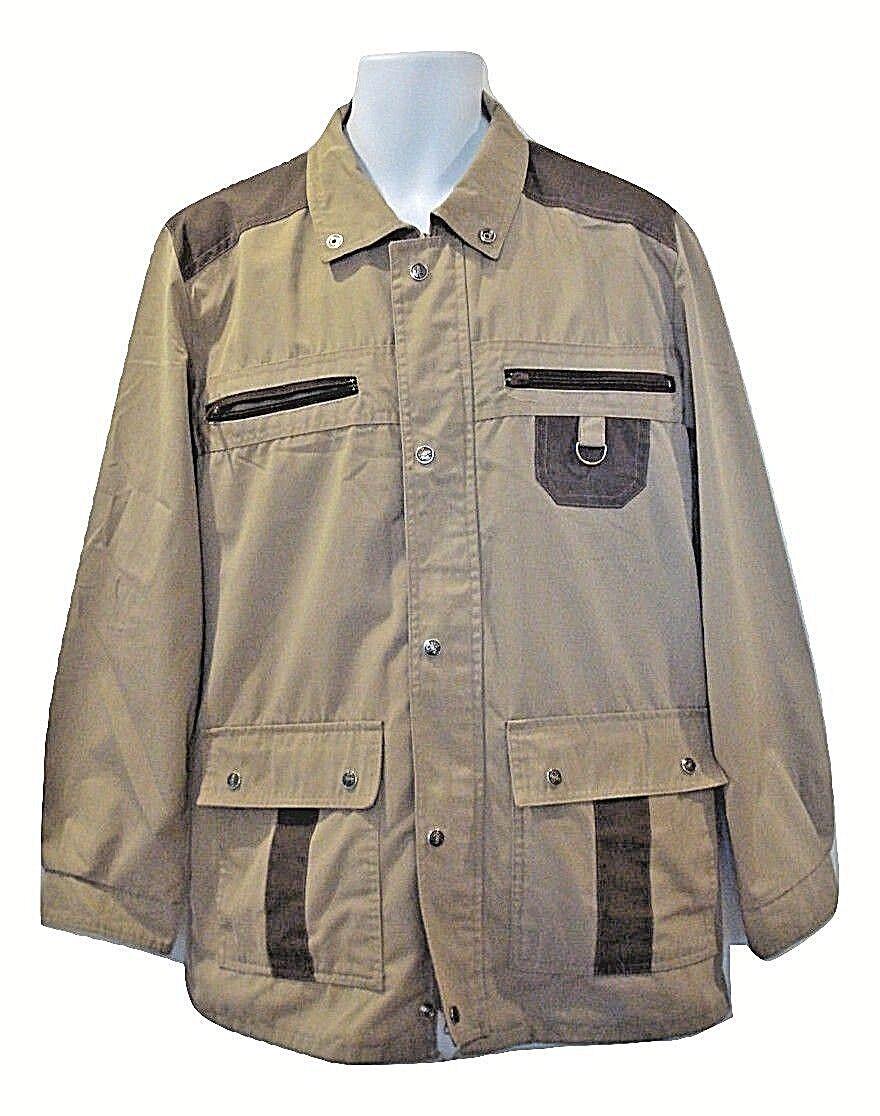 Bergen Campri L kültéri vadászat Halászati kabát kabát a Campari International