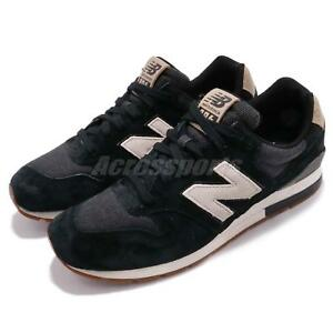 promo code cff47 d1caa Details about New Balance MRL996PA D 996 Black Grey Men Running Shoes  Sneakers MRL996PAD