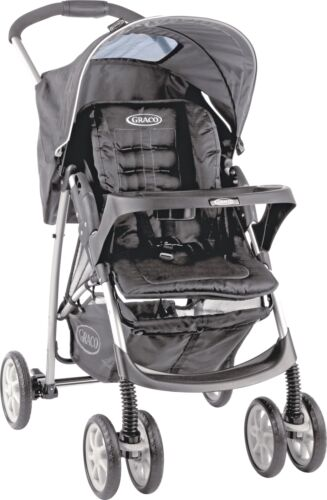 1 of 1 - Graco Mirage Pushchair Travel System - Black -From the Argos Shop on ebay