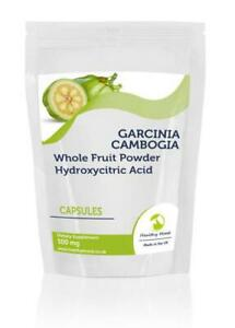 Garcinia-Cambogia-Whole-Fruit-Powder-500mg-120-Capsules-Letter-Post-Box-Size