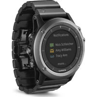 Garmin Fenix 3 Multisport Training Gps Watch - Sapphire on sale