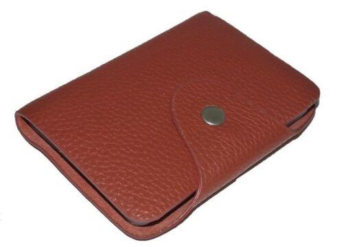 Étui Porte cartes pour 24 Cartes en cuir