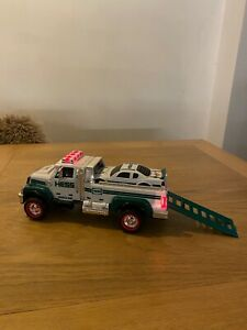 HESS TOY TRUCK and RACE CAR