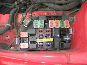 Details about 00 HYUNDAI TIBURON MAIN FUSE BOX RELAY SWITCH ENGINE on main panel box, main fuse house, main terminal box, circuit breaker box, main circuit box, heater box, main disconnect switch, main breaker panel, main electrical box, light box, main fuse battery, main breaker box, generator box, main circuit breaker, motor box,