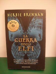 La guerra degli elfi - Herbie Brennan - Oscar Mondadori - R2