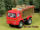 Die Cast Circus Truck w Elephant Vehicle O Scale 1:43 by Kinsmart Diecast