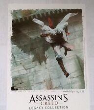 Assassins Creed Eagle Drop A5 Postcard Art Print Litho With Envelope New