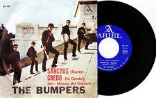 "THE BUMPERS ● Raro 45 Giri ● SANCTUS / CREDO ● Messa BEAT ITALY 1967 ARIEL 7"""