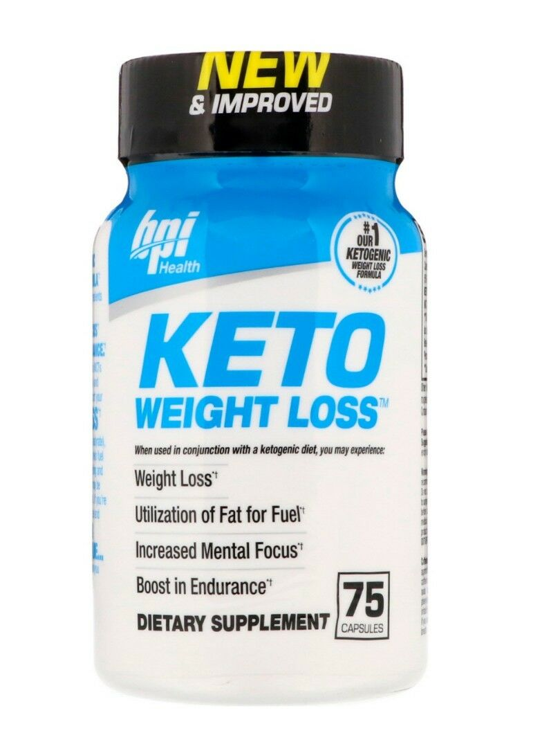 BPI SPORTS KETO FAT WEIGHT LOSS DIET USA IMPORTED LEAN MUSCLES SHROTDED