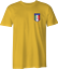 5XL Italy Football Soccer Team Azzuri Badge T-Shirt World Cup Tshirt Sizes S