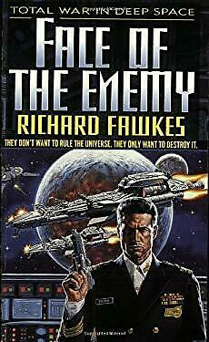 Face of the Enemy by Fawkes, Richard-ExLibrary